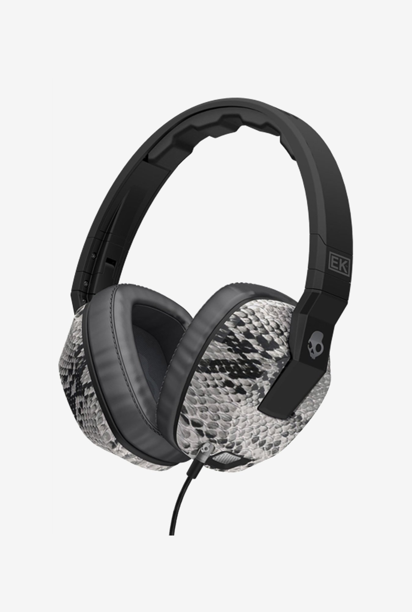 Skullcandy Crusher SGSCFY-103 Over Ear Headphone Black