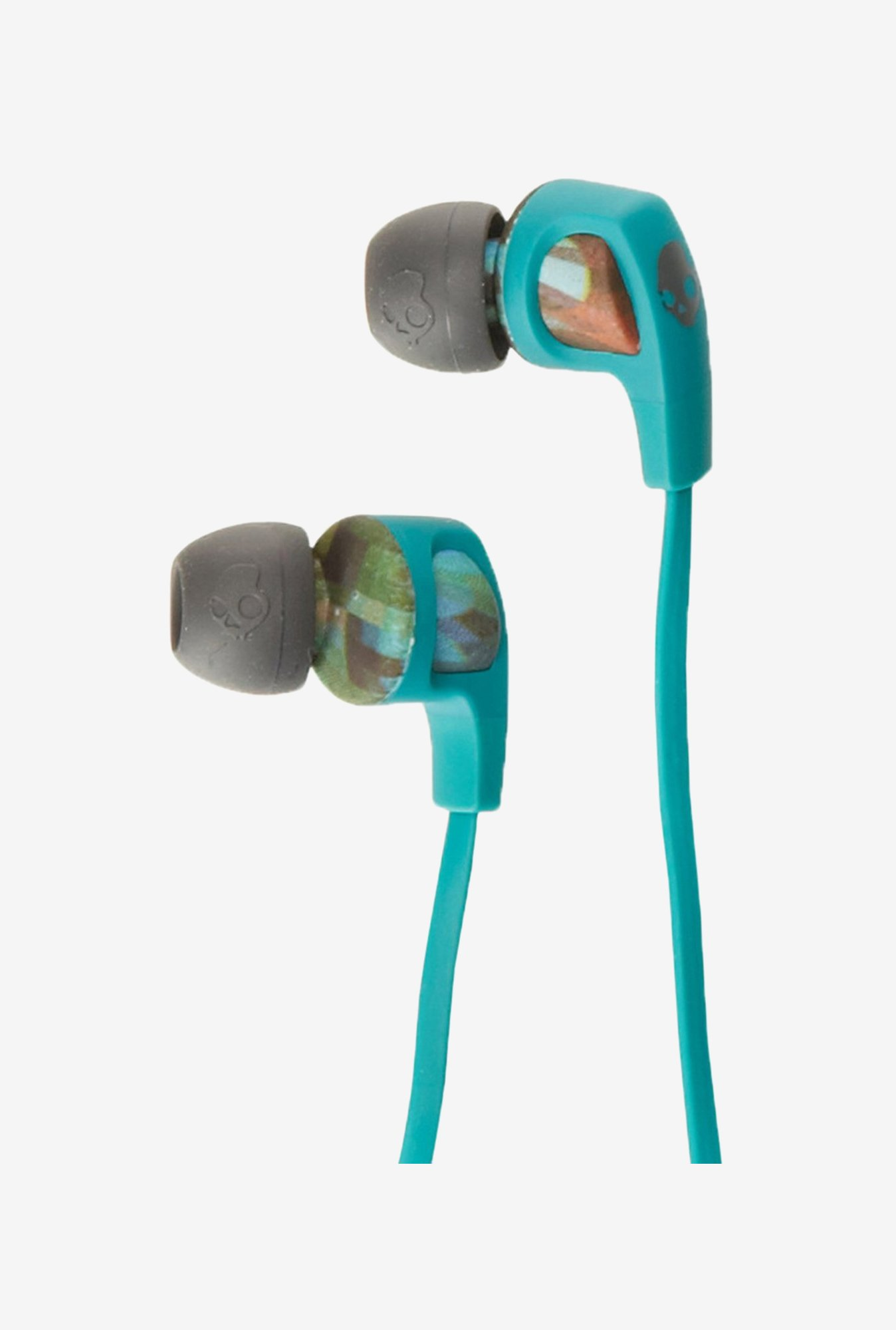 Skullcandy Smokin Buds 2.0 S2PGGY-364 Headphone Blue