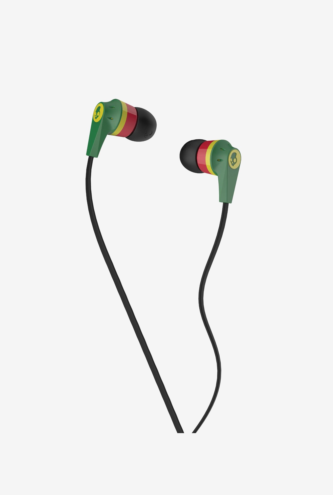 Skullcandy Inkd 2.0 S2IKDZ-058 Headphone Rasta