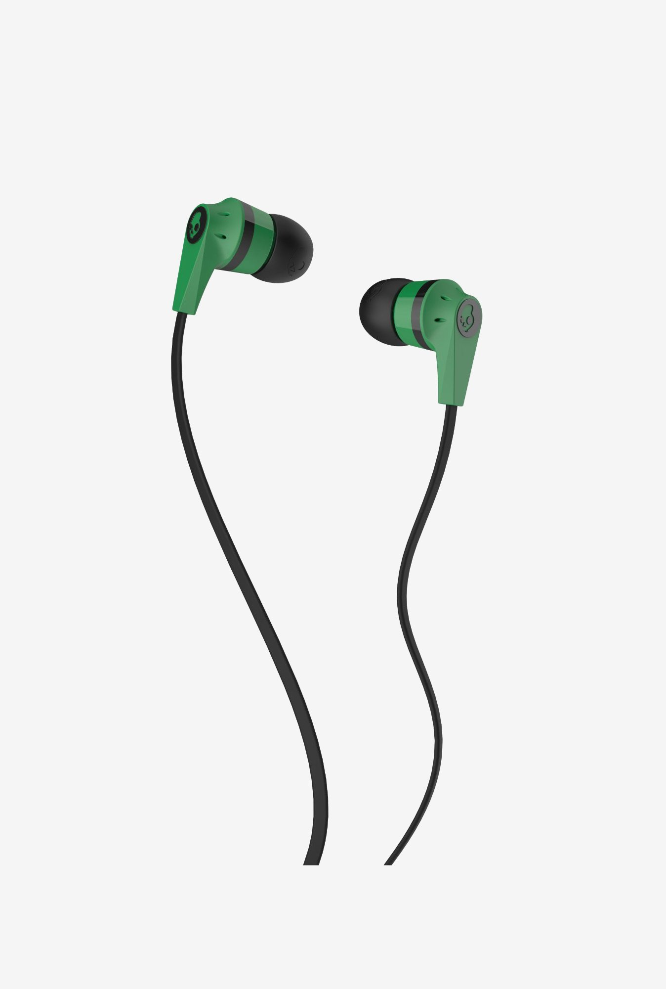 Skullcandy Inkd 2.0 S2IKDZ-102 Headphone Green & Black