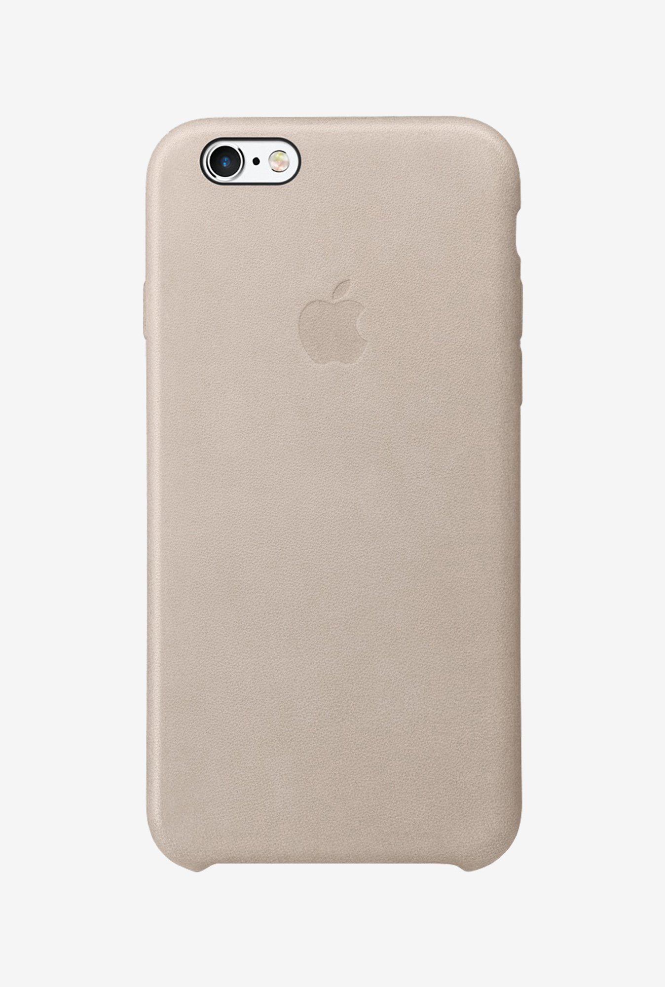Apple iPhone 6S APL6SRGLD Leather Case Rose Grey