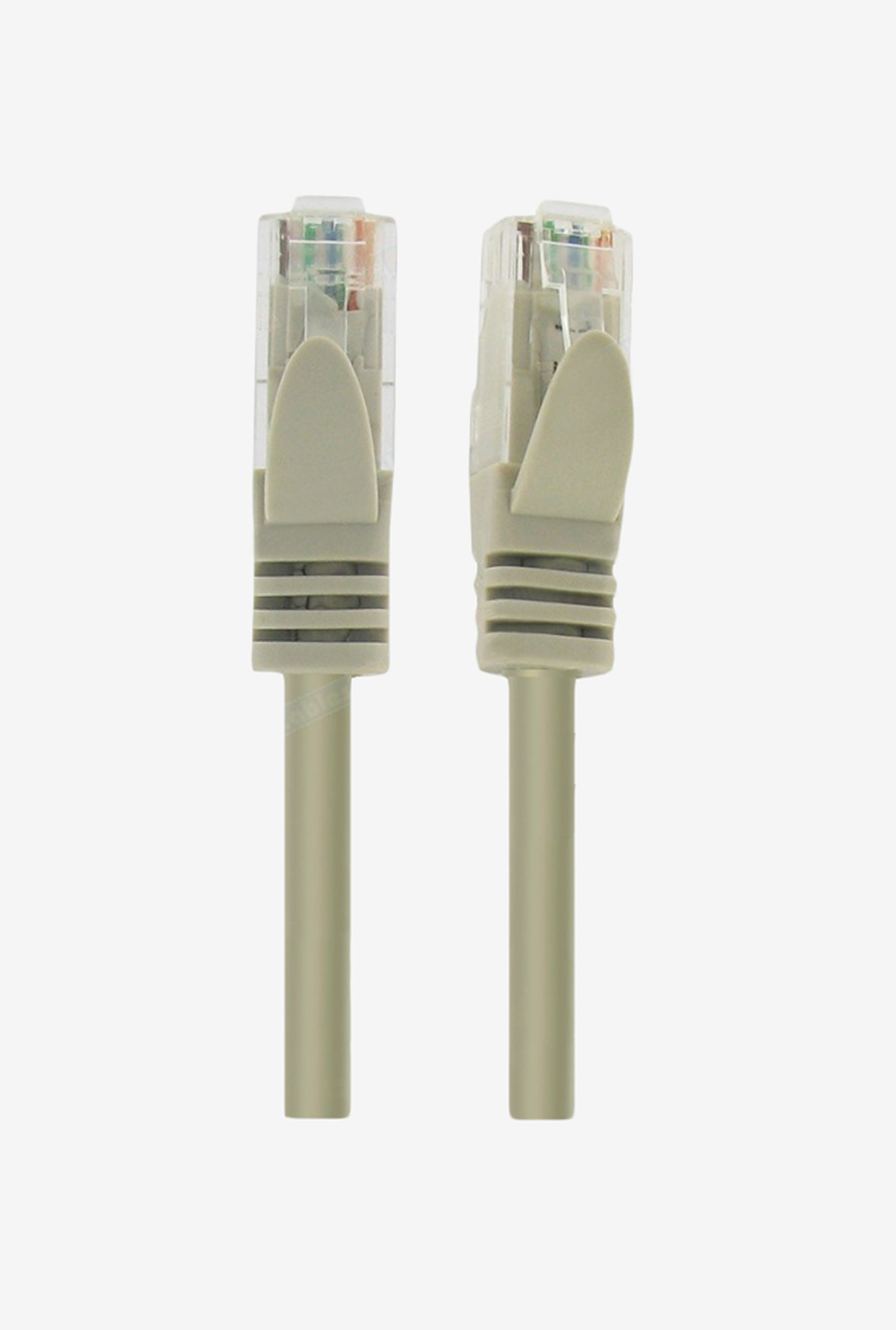 Energizer Classic LCAECRJ4550 5m Ethernet Cable Grey