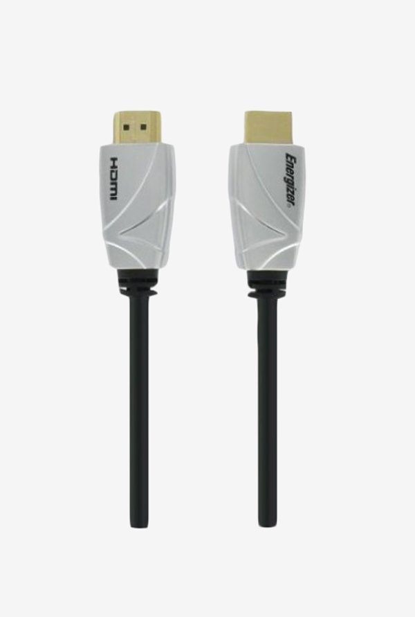 Energizer Hightech LCAEHHAA15 1.5m HDMI Cable Silver