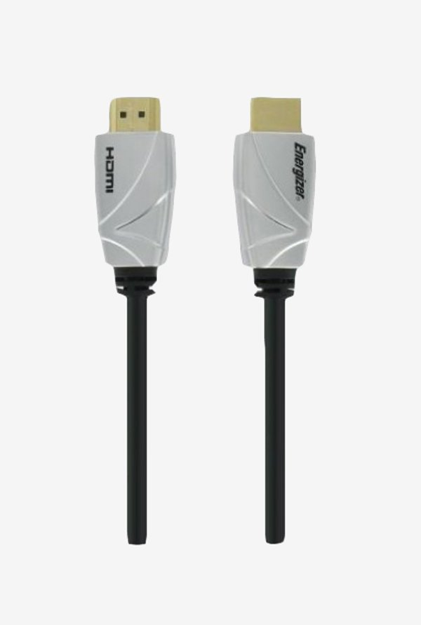 Energizer Hightech LCAEHHAA30 3m HDMI Cable Silver