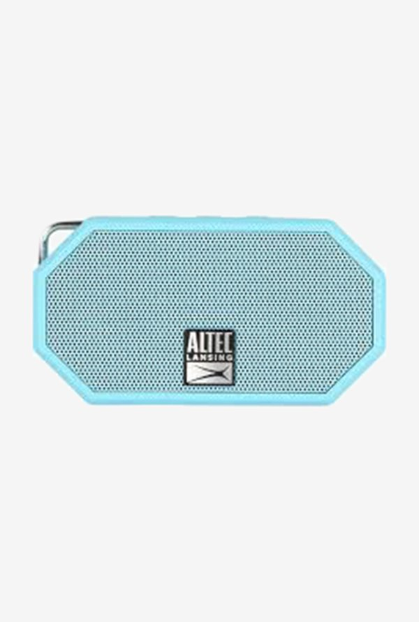 Altec Lansing Mini H2O IMW257 Bluetooth Speaker Blue