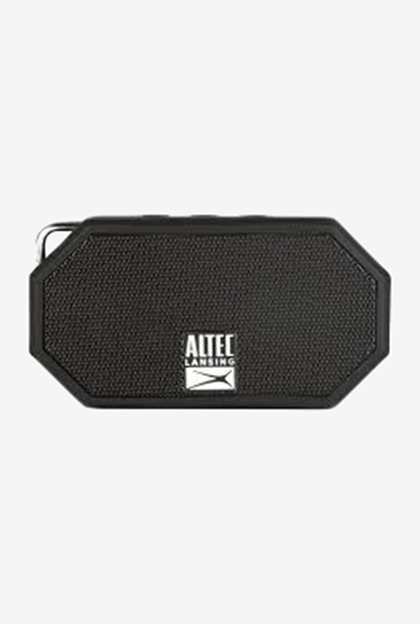 Altec Lansing Mini H2O IMW257 Bluetooth Speaker Black
