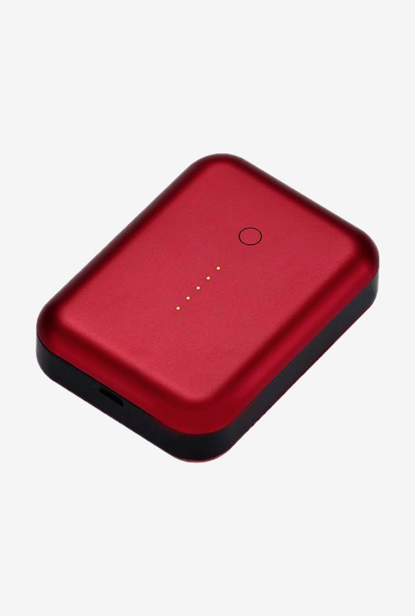 Just Mobile Gum++ PP-268ARE 6000 mAh Power Bank (Red)