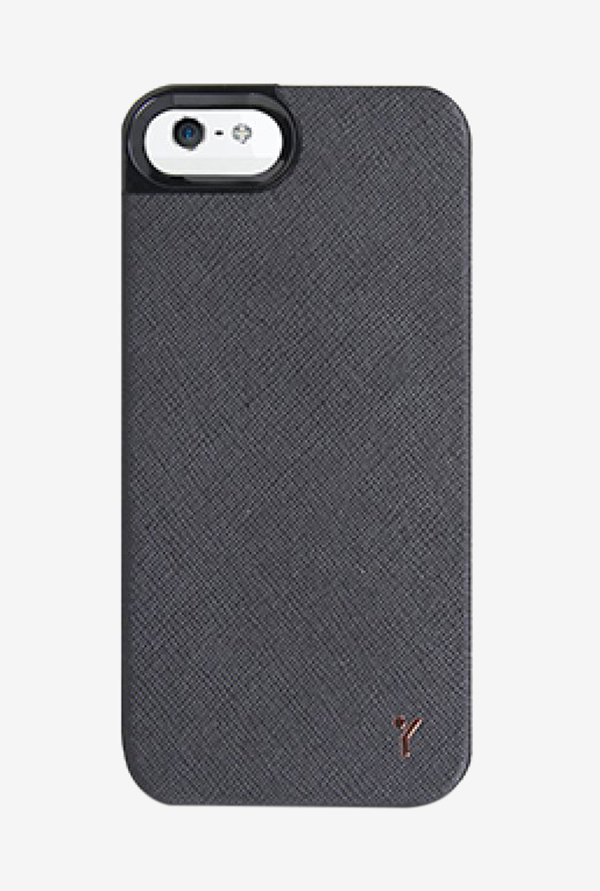 The Joy Factory Royce iPhone 5/5s CSD113 Leather Case Black