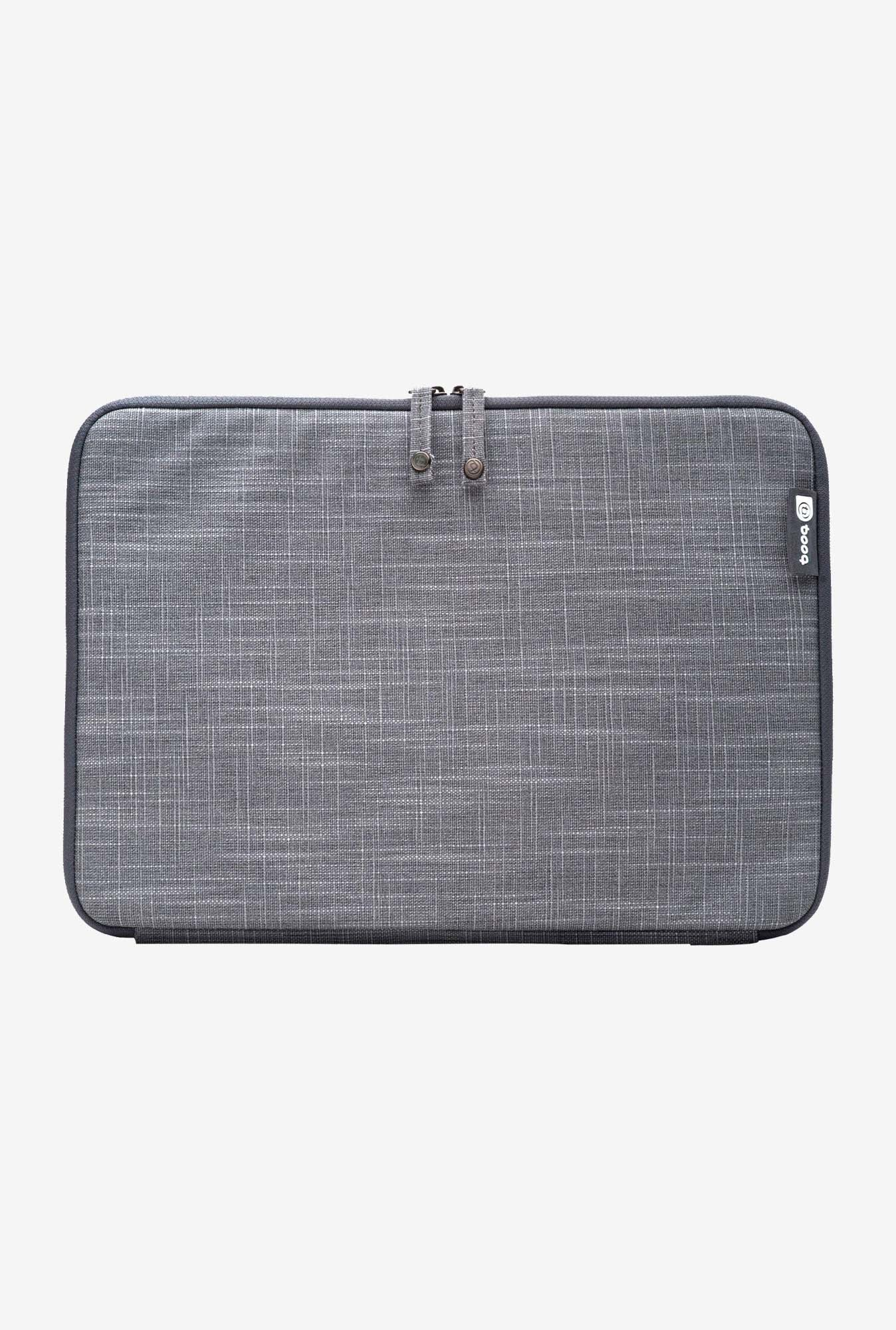 "Booq Mamba MSL13-GRY 13"" MacBook Sleeve Grey"