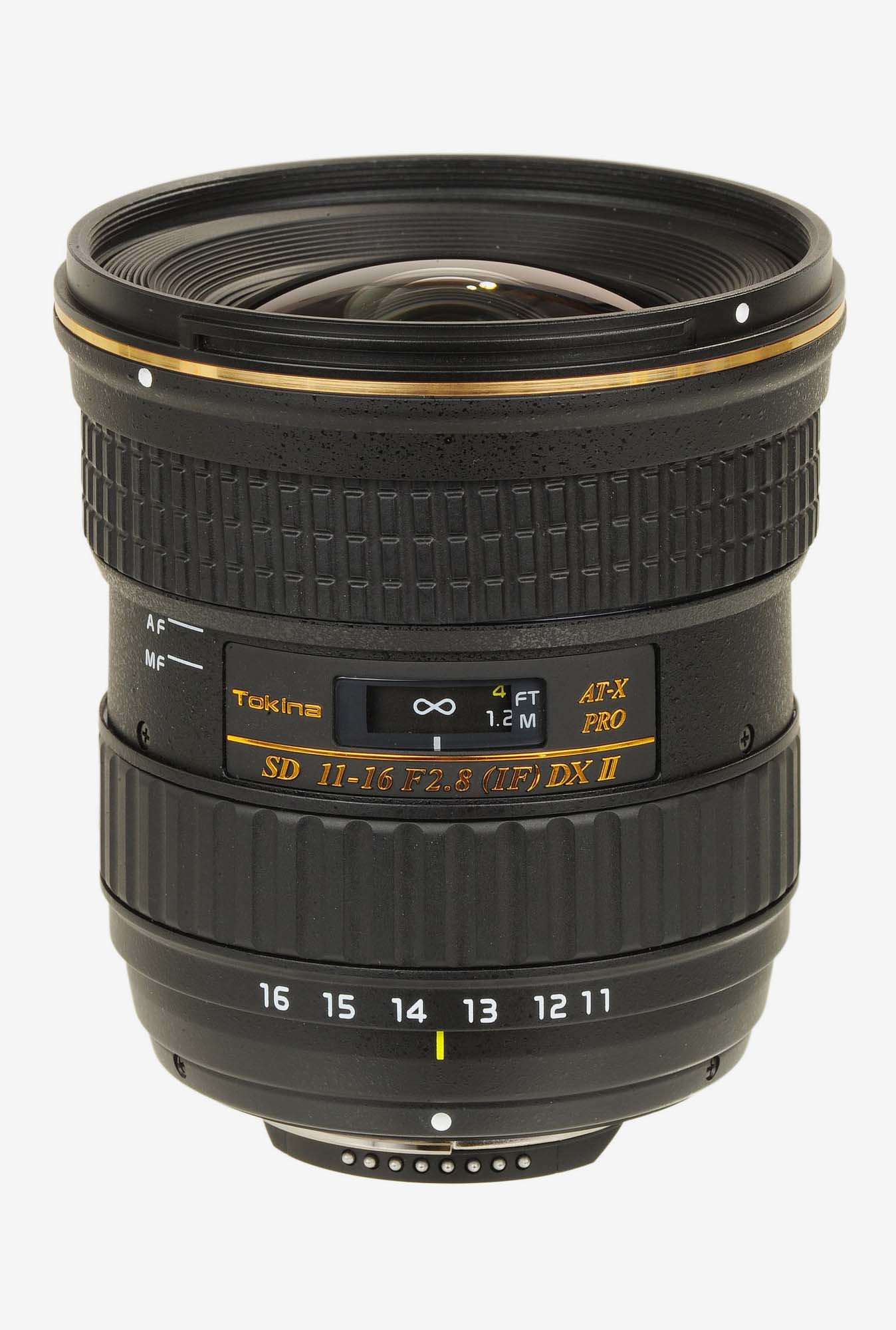 Tokina AT-X 116 PRO DX II AF 11 - 16 mm f/2.8 Lens for Canon Digital SLR