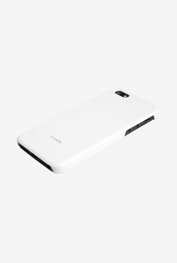 Innerexile Mono D51-12-02 iPhone 5/5S Case White