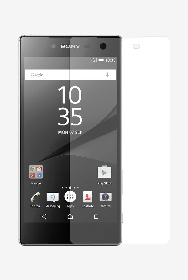 Stuffcool Supertuff Clear Screen Protector for Xperia Z5