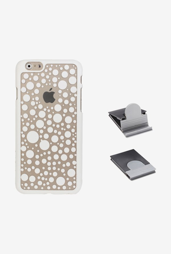 Stuffcool ETMCIP655 Back Case for Apple iPhone 6+ White