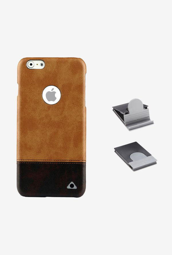 Stuffcool VGIP655 Back Case for Apple iPhone 6+ Brown