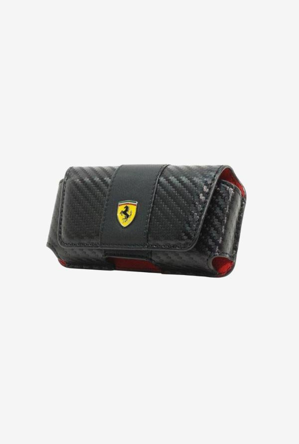 Ferrari FECHLABL iPhone 4 Case Black