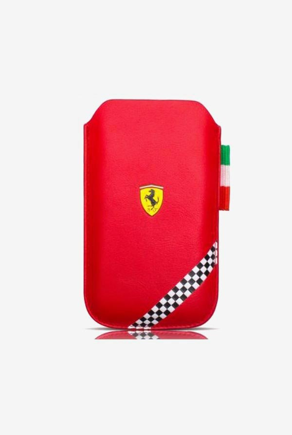 Ferrari FEFOSLMR iPhone 4 Sleeve Red