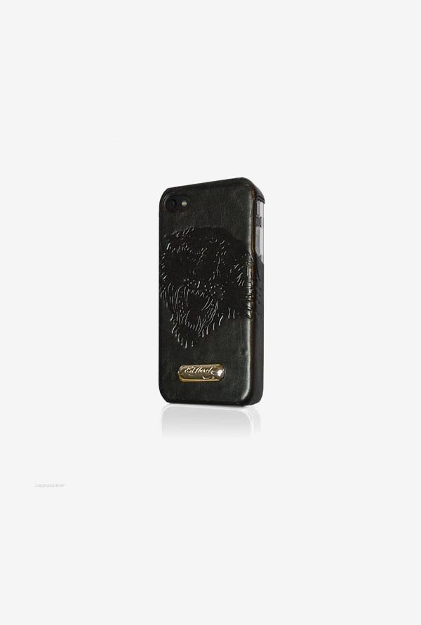 Ed Hardy EH3241 iPhone 4 Case Black