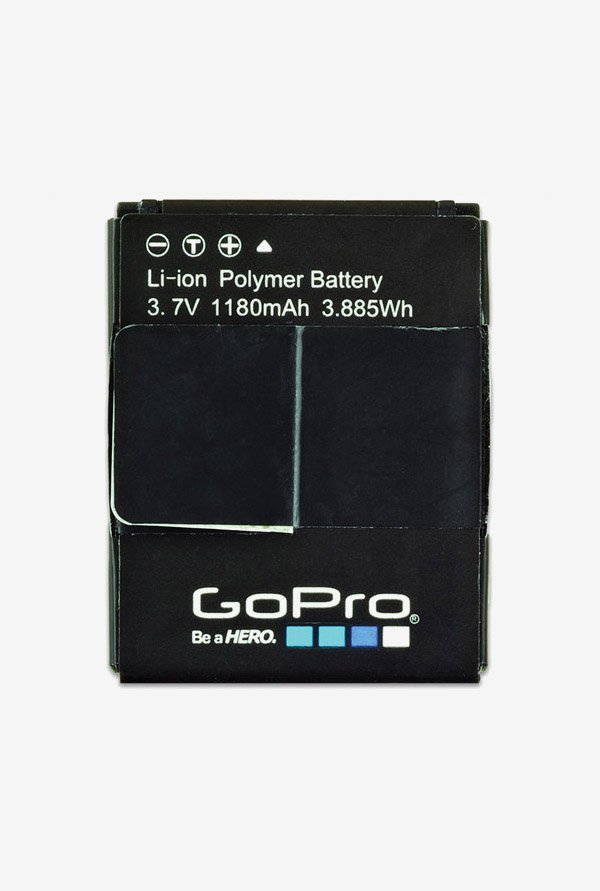 GoPro AMDBT302 1180mAh Rechargeable Battery Black