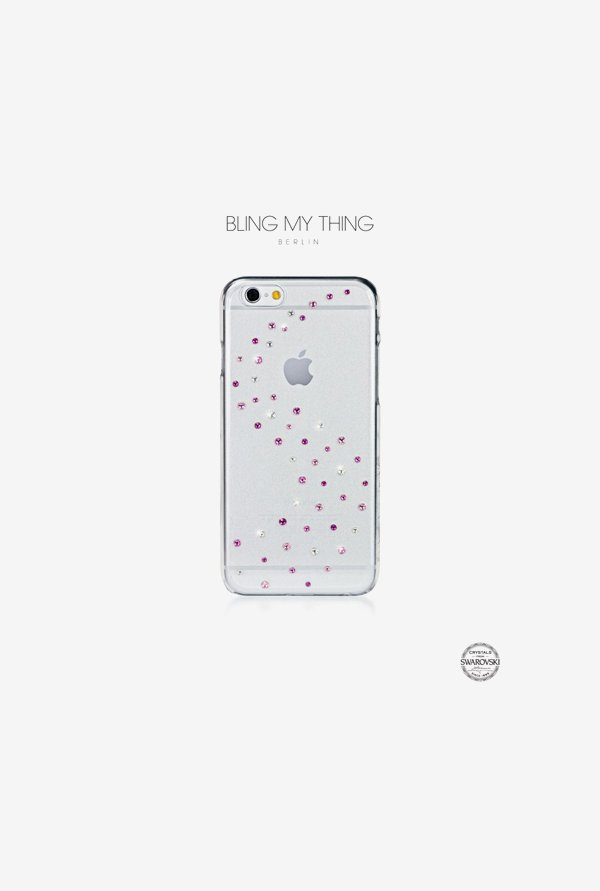Bling My Thing IP6MWCLPKM iPhone 6 Case Pink