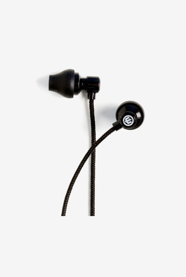 Wicked Audio WI2300 In the Ear Headphone Black