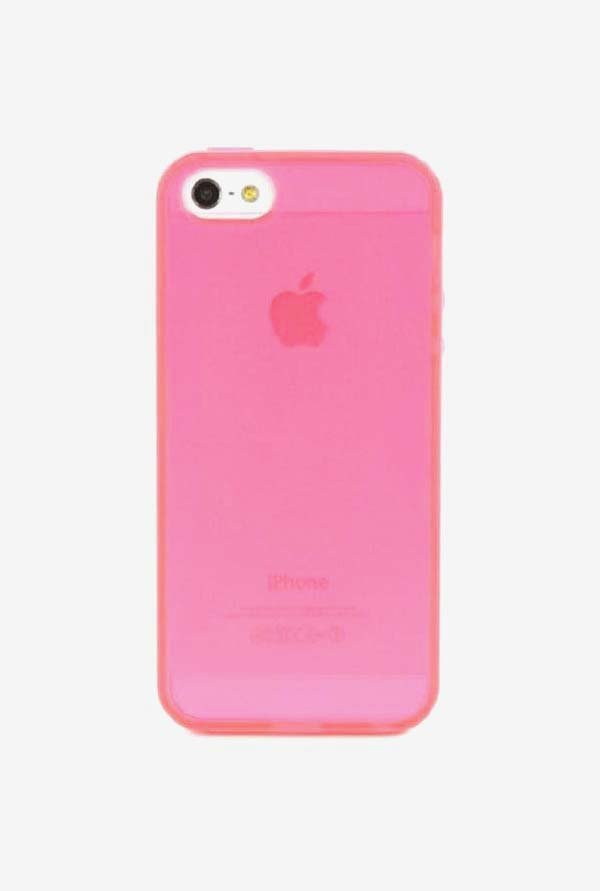 Tucano Colore IPH5COLF iPhone 5 Back Case Pink