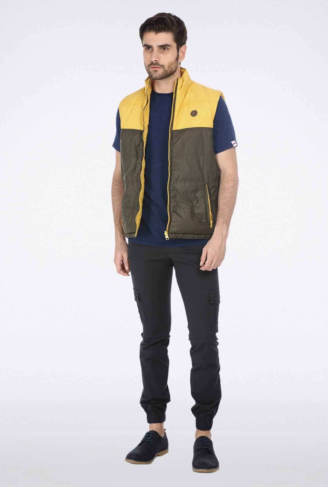 Basics Aspen Gold Reversible Jacket