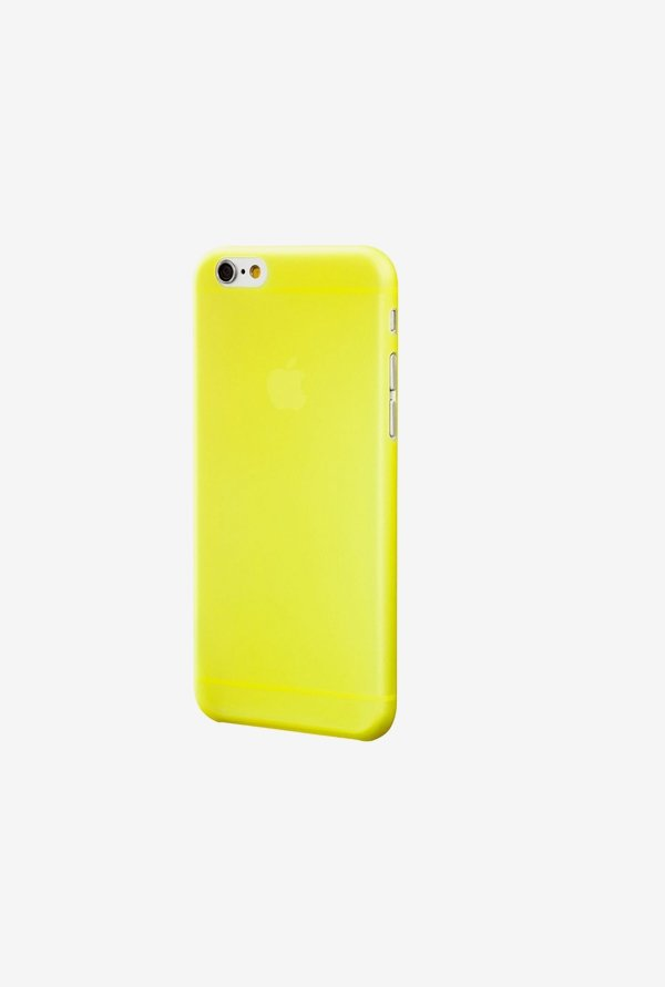 Switcheasy 0.35 AP2112622 iPhone 6s Back Case Yellow