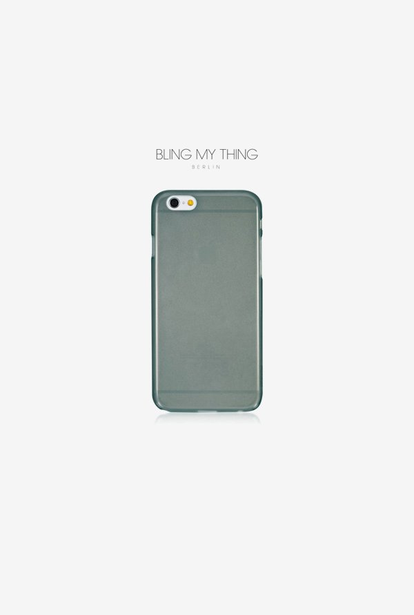 Bling My Thing IP6MTKGYNON iPhone 6 Case Grey