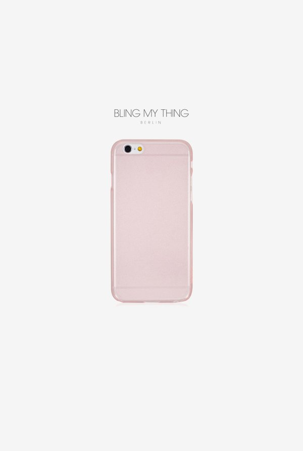 Bling My Thing IP6MTKPKNON iPhone 6 Case Pink