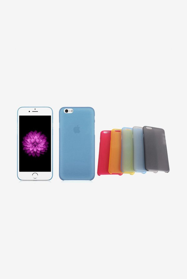 Callmate Back Case for iPhone 6/6S Plus 5PCS Multicolor
