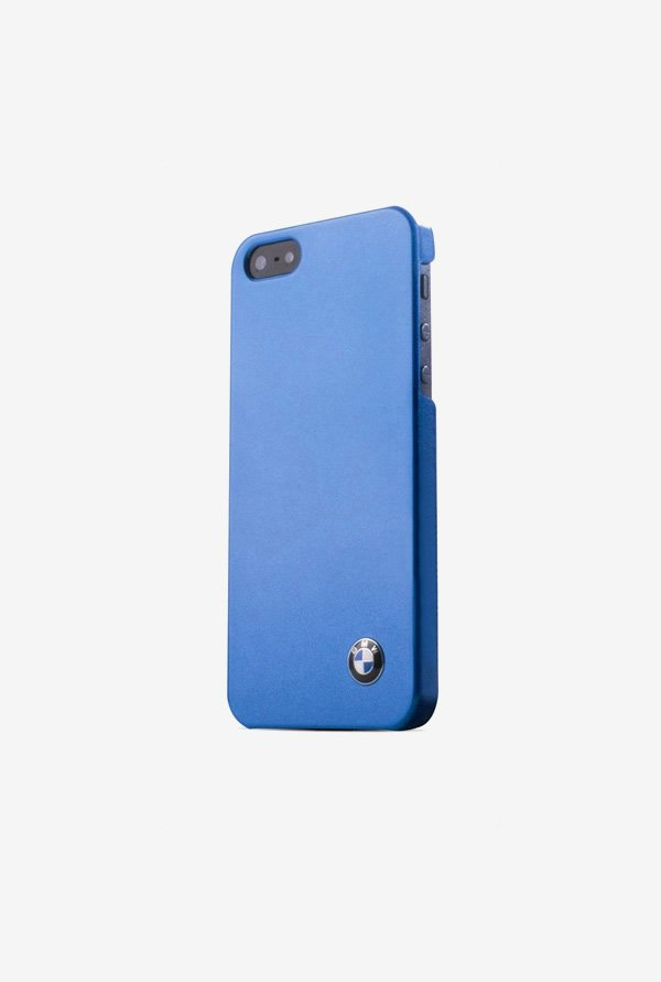 BMW BMSCP5SL iPhone 5 Case Blue