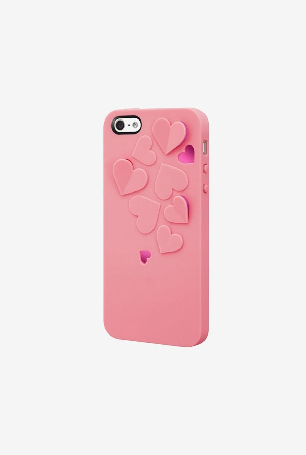 SwitchEasy SWHEAKI5BP iPhone 5 Case Pink