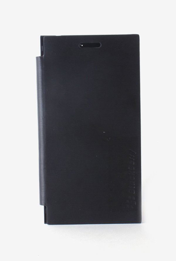 Callmate Flip Cover for Blackberry Z30 Black