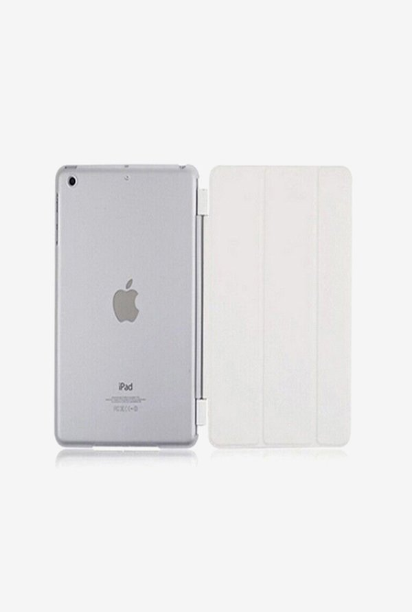 Callmate Magnetic Smart Flip Cover for Ipad Air Grey