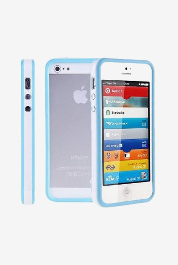 Callmate Bumper Case Sky Blue for iPhone 5/5S
