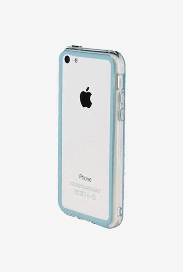 Callmate Bumper Case Blue for iPhone 5C