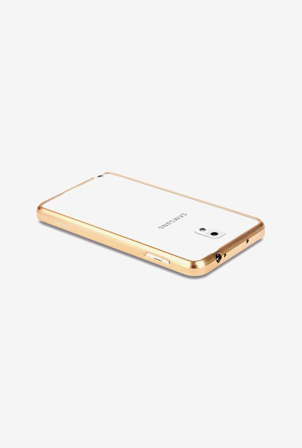 Callmate Bumper Metal Case Gold for Samsung Note 2