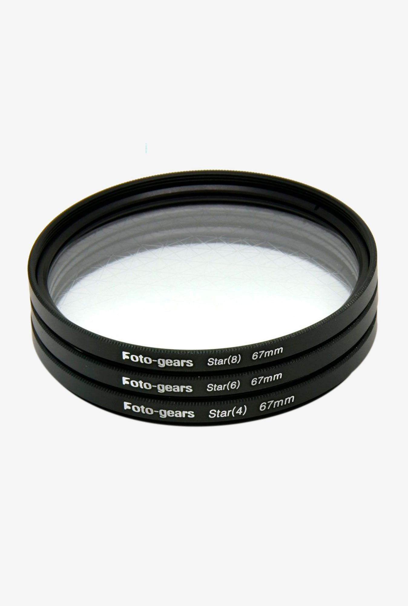 Mesenltd Foto-gears 67mm Star Effect Filter Black