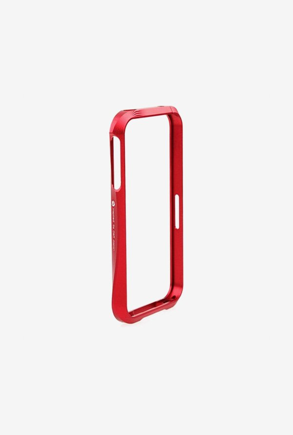 Callmate Bumper Cleave Case Red for iPhone 5/5S
