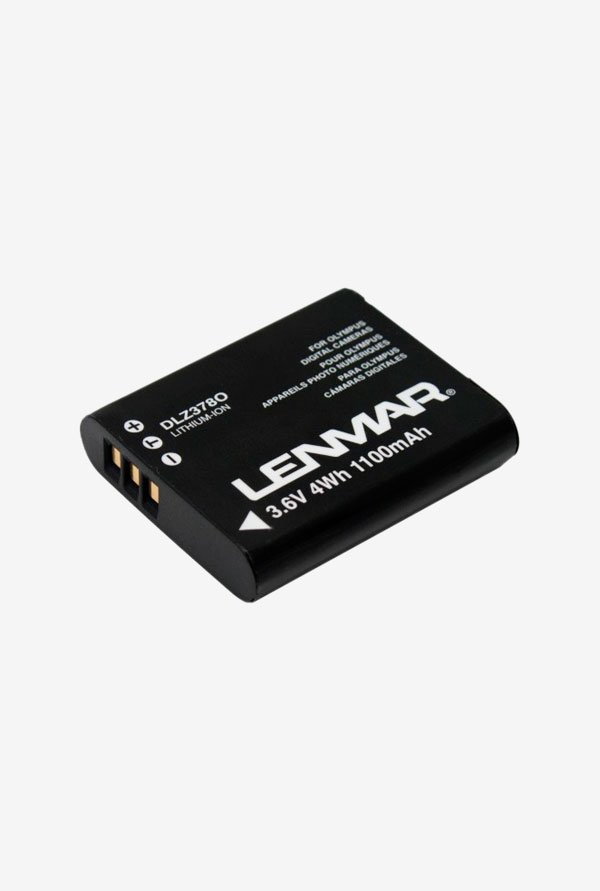 Lenmar Dlz378O Replacement Battery For Olympus Li-90B - Black