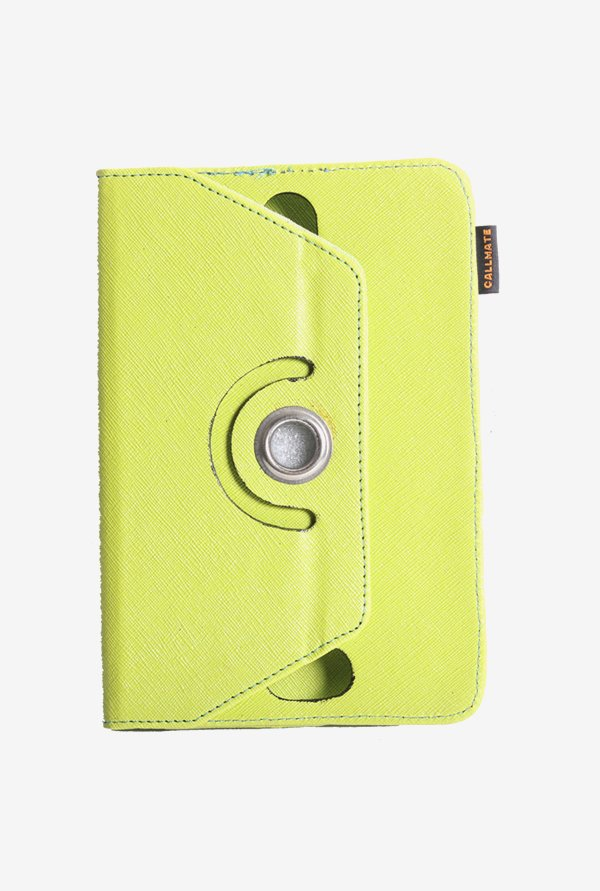 Callmate Rotation Cover Green Universal for 7 inch Tablet