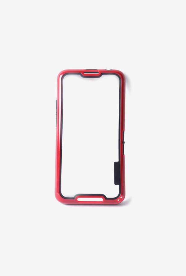 Callmate Bumper Solid Case Red for BlackBerry Z30