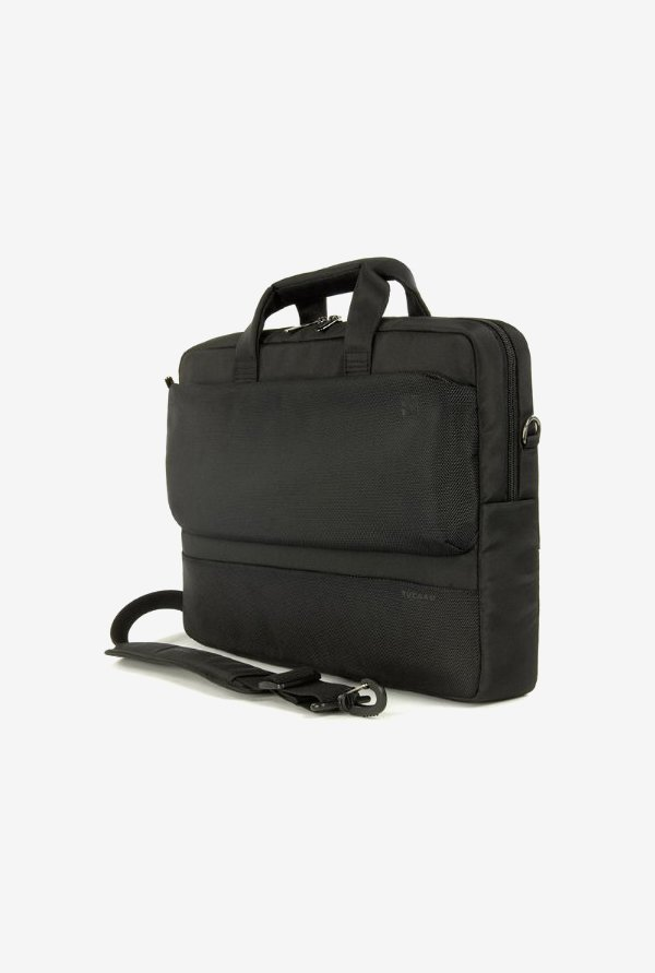 "Tucano BDR15 15.6"" Laptop Bag Black"