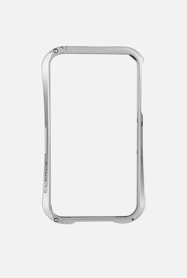 Callmate Bumper Cleave Case Silver for iPhone 4/4S