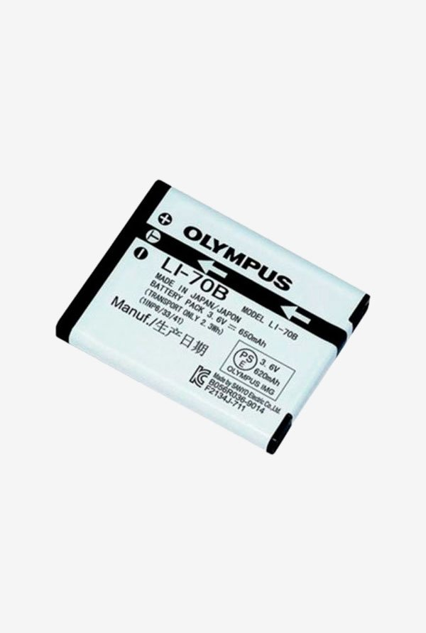 Olympus Li-70B Replacement Battery For Vg110 & Vg120 Cameras
