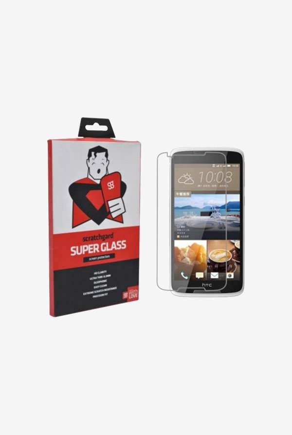 Stuffcool HTC Desire Ultra Clear Screen Protector