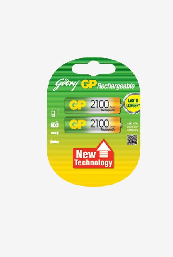 Godrej GP 2xAA 2100 mAh Rechargeable Battery