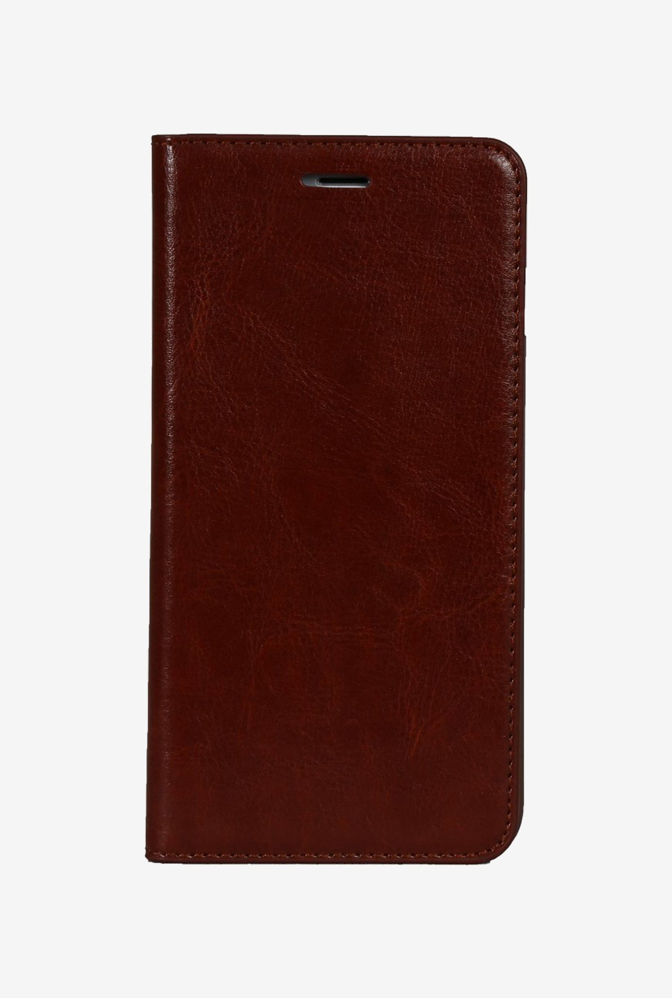 iAccy IP6P011 Wallet Case Maroon for iPhone 6 Plus