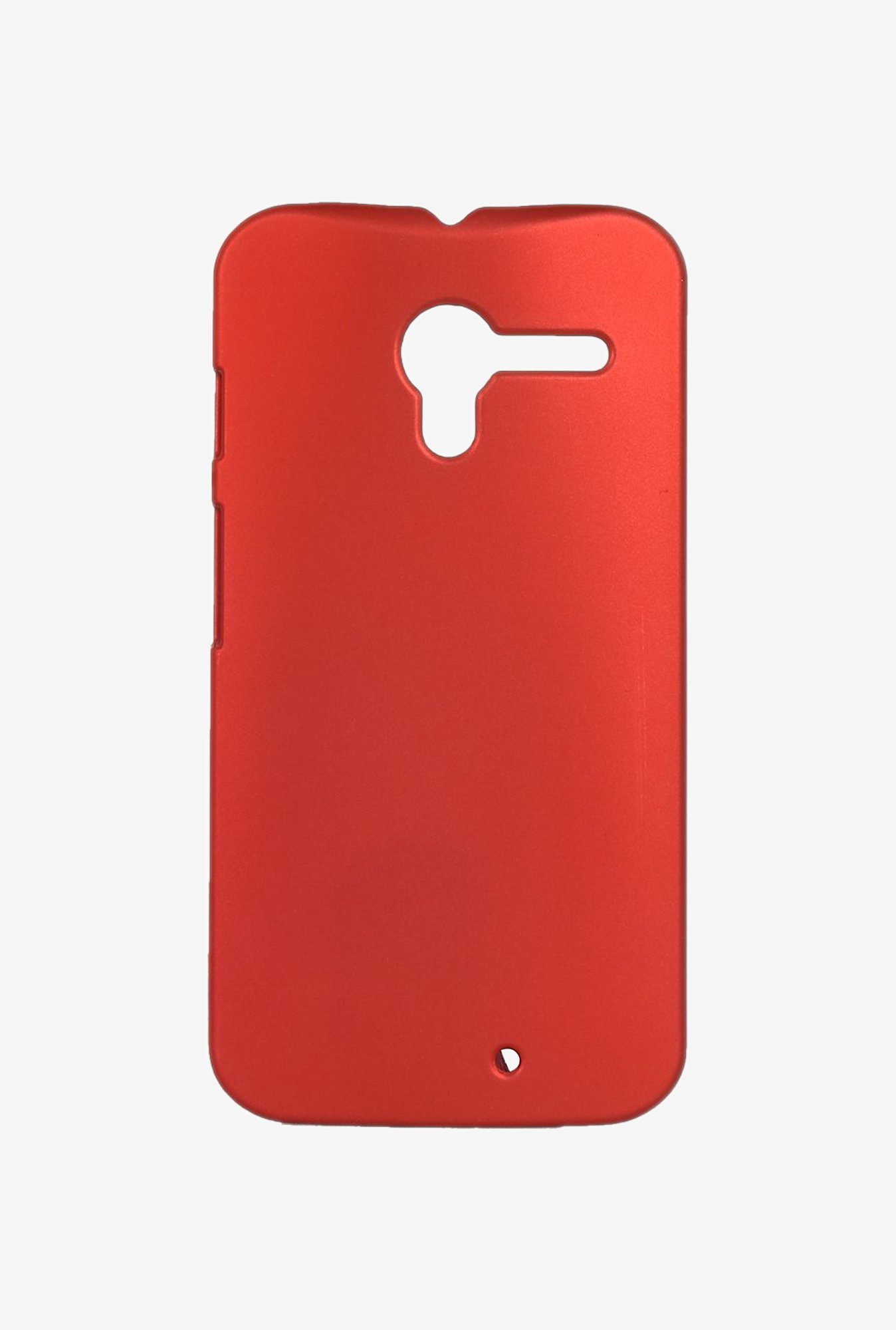 iAccy MTC006 Back Cover Maroon for Moto X