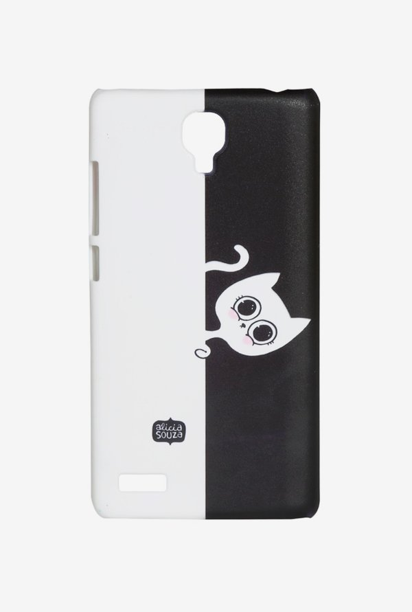 iAccy ASDXN003 Stealth Cat Case Multicolor for Redmi Note